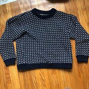 L.l. Bean vintage wool women's sweater